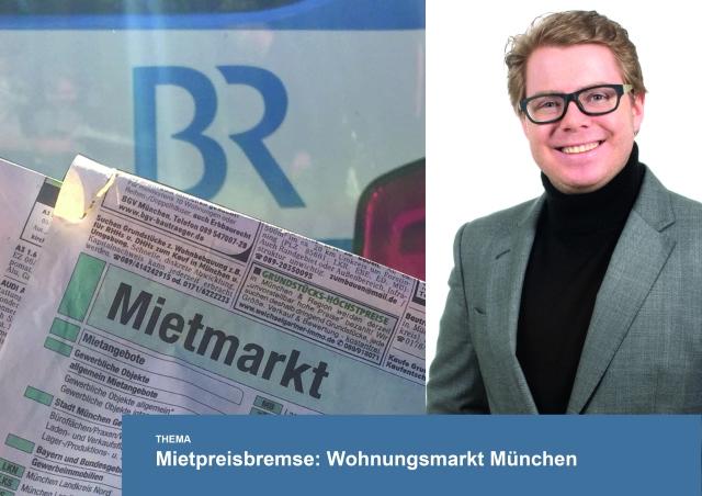 BR - Mietpreisbremse in München