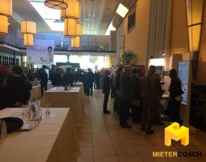 Die Messe für die Immobilienbranche findet am Rande des jährlichen Innovationskongresses in Fulda statt.