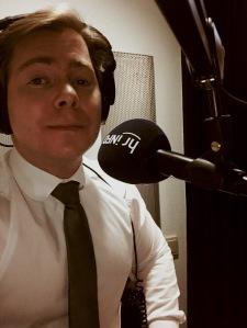 """Wohnungssuche und Mietenwahnsinn:Richard Nitzsche im """"Studie Börse 3"""" des Hessischen Rundfunks als Experte für Wohnungssuche und den Immobilienmarkt"""