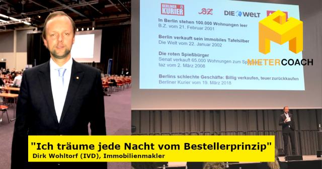 Bestellerprinzip beim Kauf: IVD Dirk Wohltorf